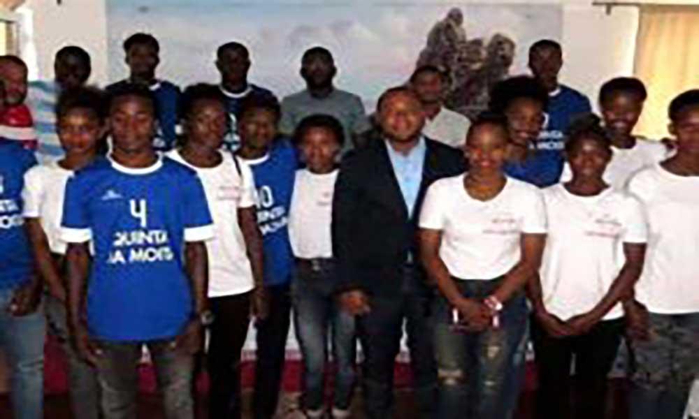 São Salvador do Mundo: Câmara apoia equipas de Andebol que vão ao Campeonato Nacional