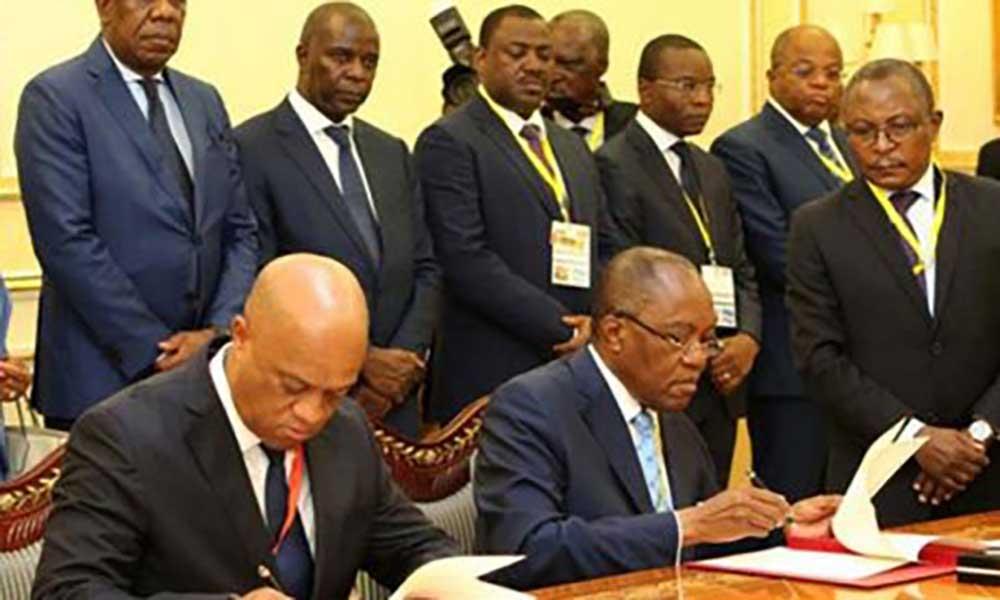 Angola e Cabo Verde querem diálogo económico empresarial