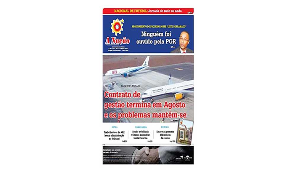 Destaques da edição 557 do Jornal A NAÇÃO