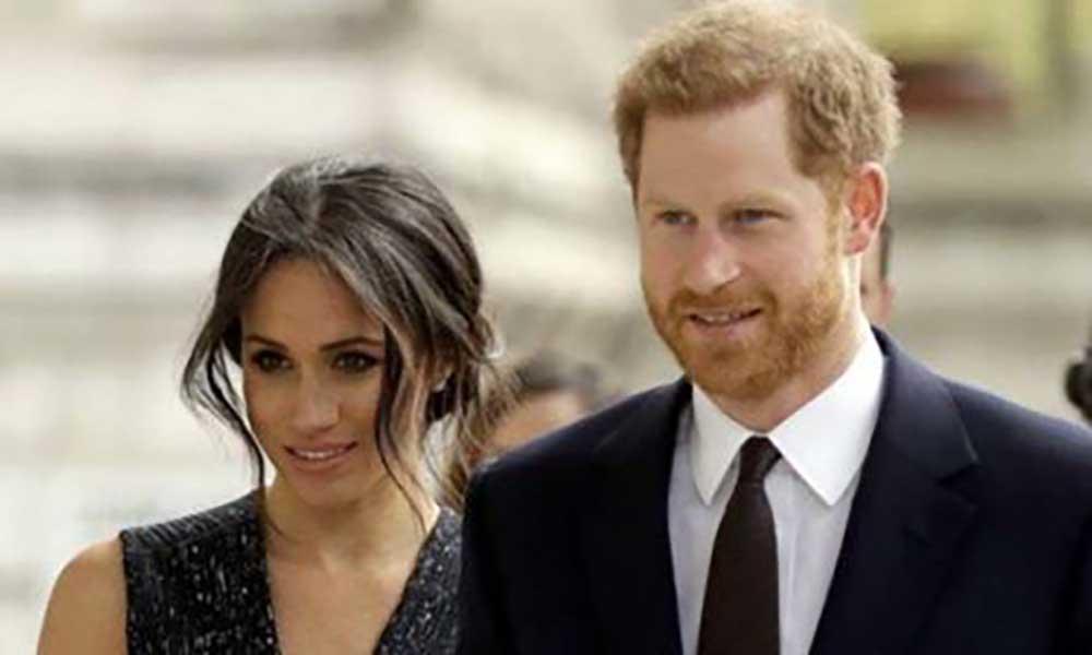 Casamento Real no Reino Unido: Príncipe Charles leva Meghan ao altar
