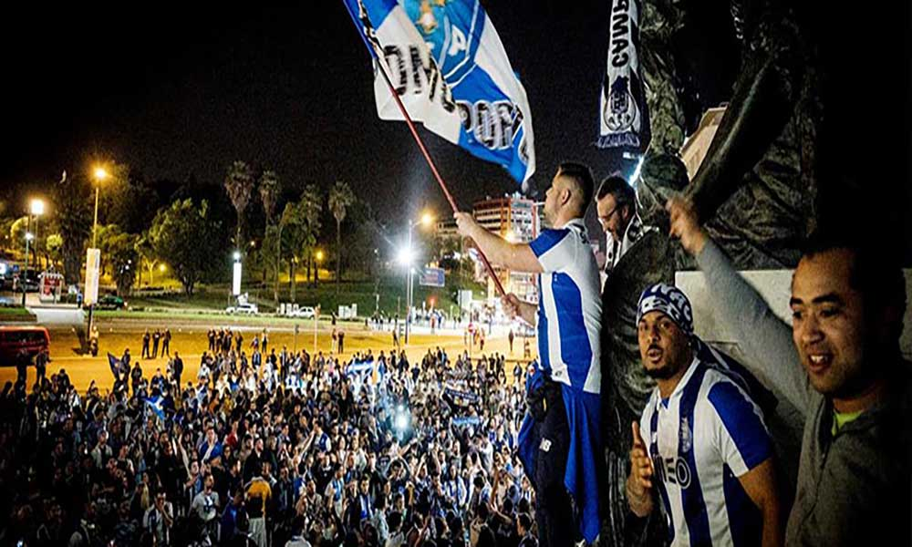 Festa do F. C. Porto passou em África e deu a volta a Portugal