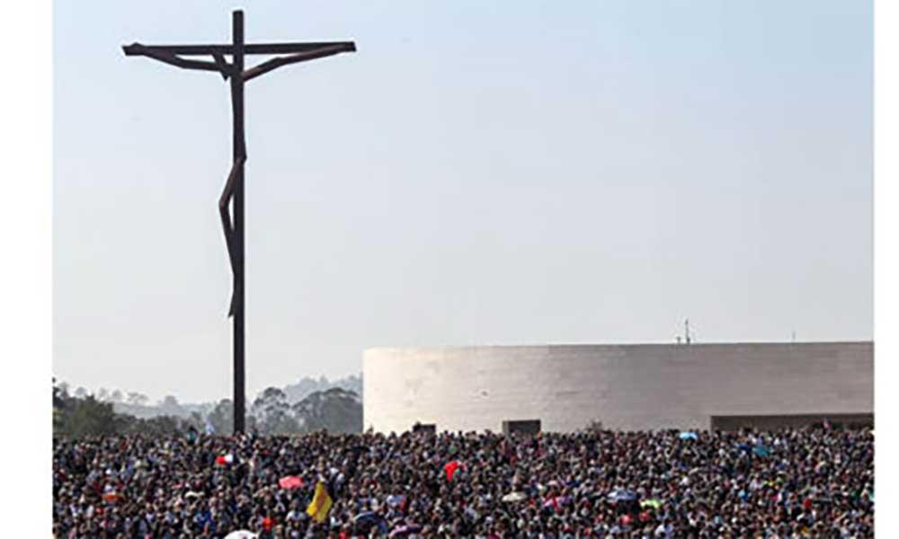 Portugal: Santuário de Fátima recebeu mais de 800 mil pedidos de oração em 2017
