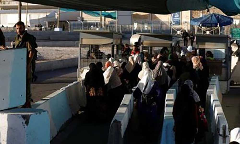 Fronteira entre Gaza e Egipto aberta durante o Ramadão