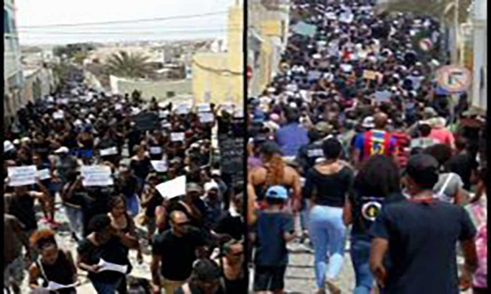 Boa Vista sai à rua em massa para reivindicar seus direitos