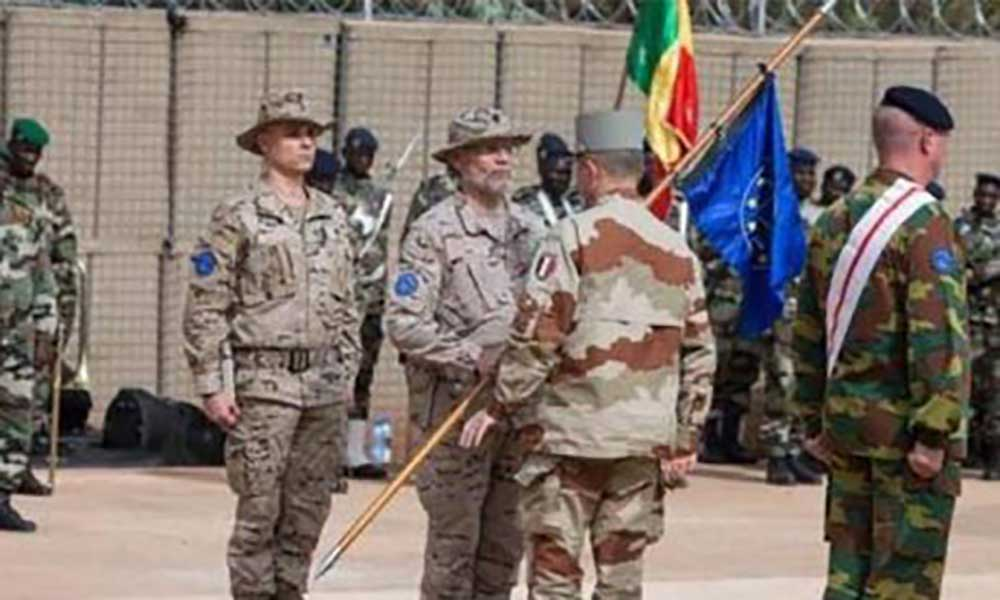 Mali: UE reconstrói Quartel-General do G5