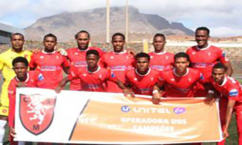 Mindelense é o primeiro finalista do Nacional de futebol