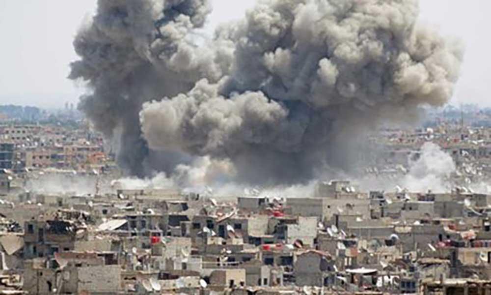 Síria: Membros do Estado Islâmico deixam Sul de Damasco