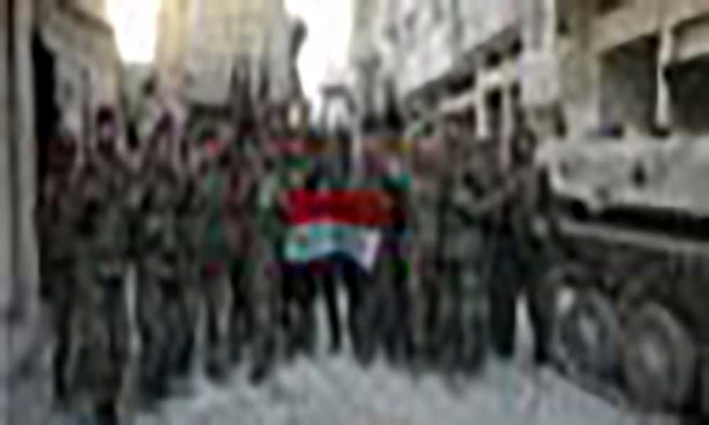 "Síria: Exército proclama Damasco e arredores ""totalmente seguros"""