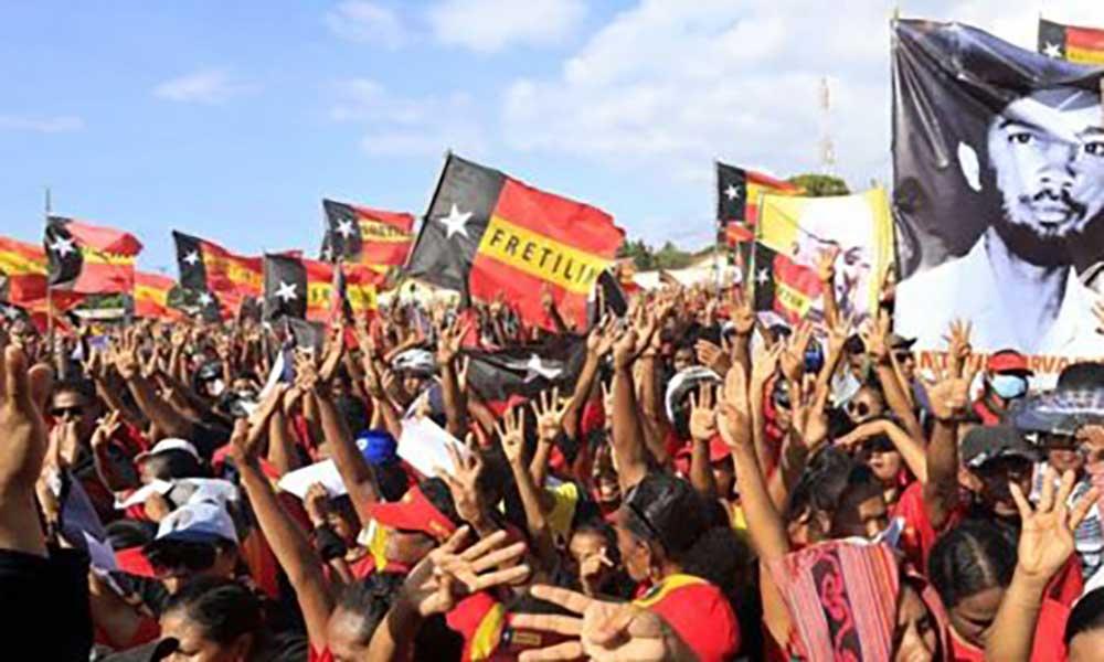 Timor-Leste: Milhares em marcha da paz pela unidade nacional antes da votação