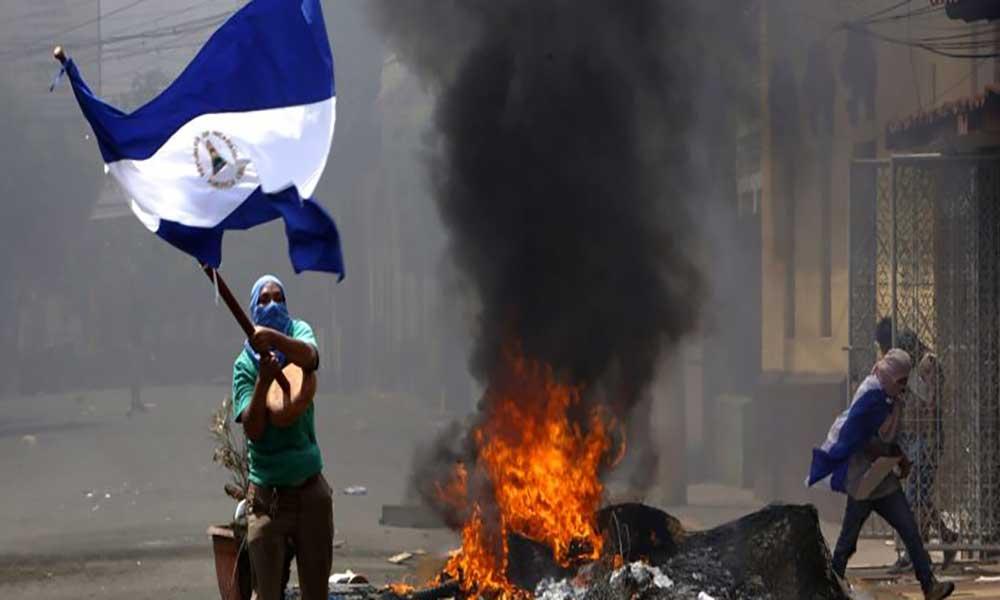Nicarágua: Aliança Cívica convoca greve geral