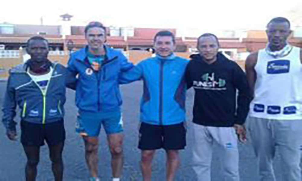 Atletismo: Emicela Team Cabo Verde compete com quatro atletas no Artenara Trail