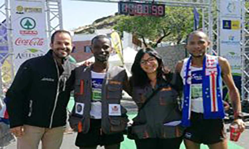 Atletismo: Danilson Pereira e Joaquim Fortes sobem ao pódio do Artenara Trail