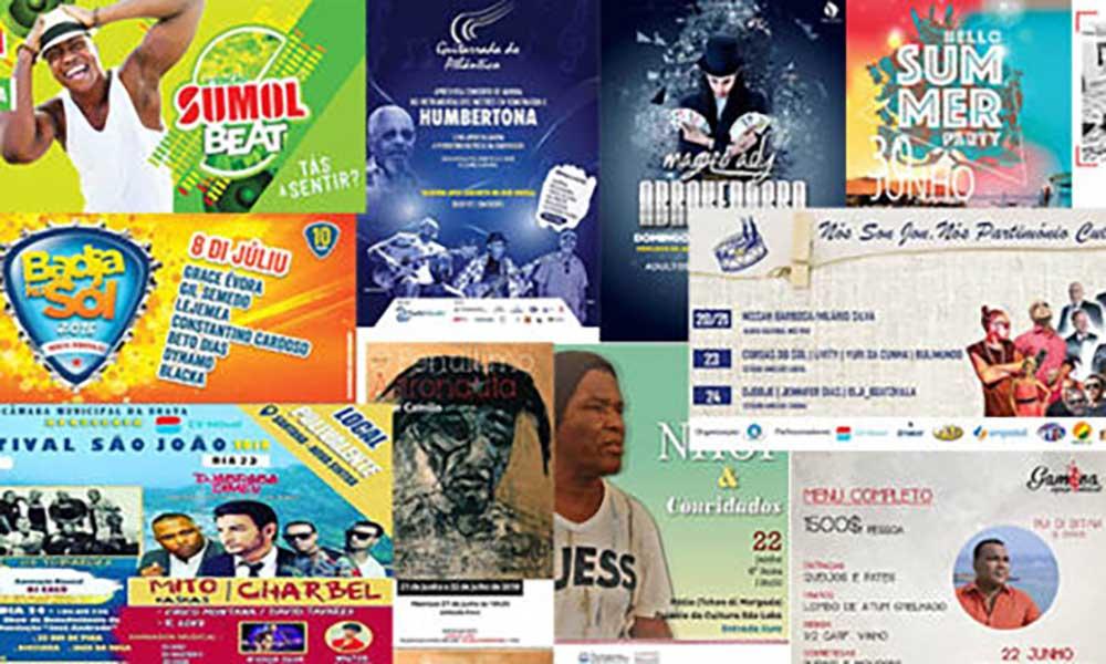Agenda cultural de 22 a 28 de Junho de 2018
