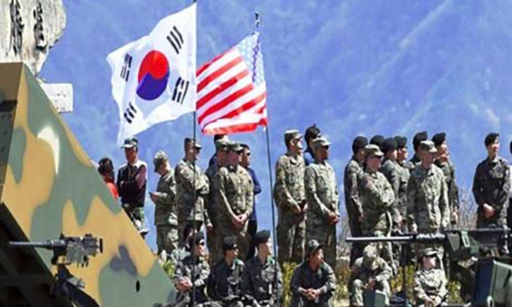 EUA e Coreia do Sul debatem cancelamento de manobras militares
