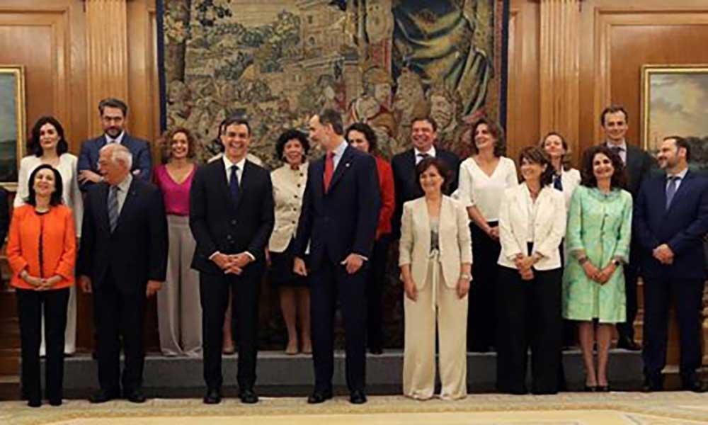 Espanha: Novo governo Pedro Sanchéz tomou posse