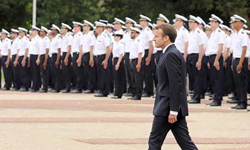 França reintroduz serviço militar obrigatório a partir dos 16 anos