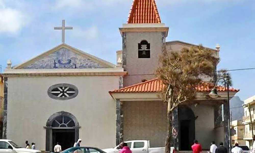 Assomada: Cartório da Igreja de Nossa Senhora de Fátima assaltado