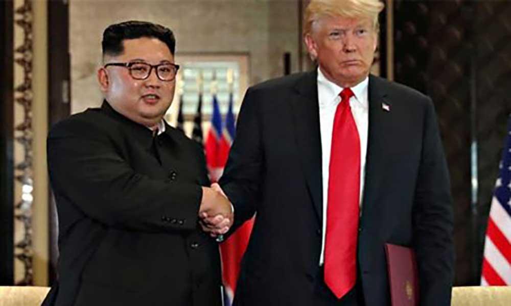 Cimeira EUA-Coreia do Norte: Documento-Conjunto realça desnuclearização por parte de Pyongyang