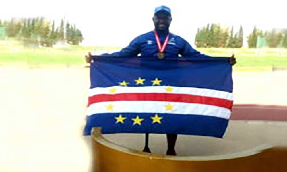 Paralímpicos: Marilson Semedo conquista medalha de ouro no Grande Prémio de Tunísia