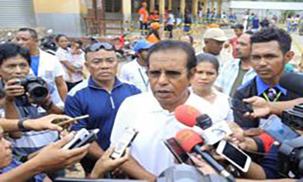 Timor-Leste: Novo PM recebe relatório sobre anterior Governo