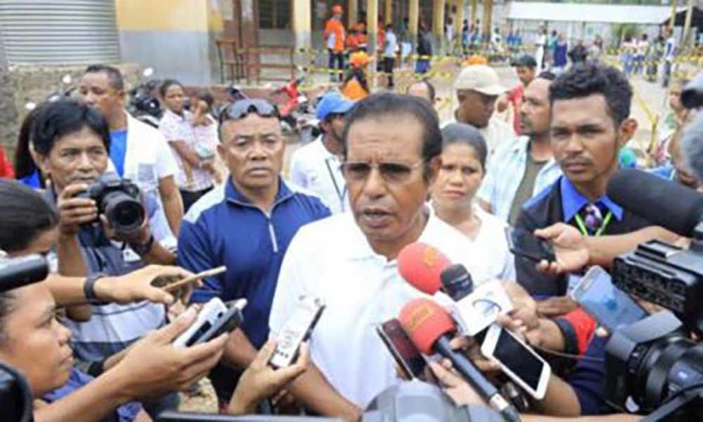 Timor-Leste:Antigo Chefe de Estado indigitado para PM