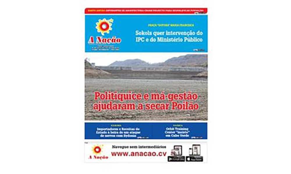 Destaques da edição 564 do Jornal A NAÇÃO