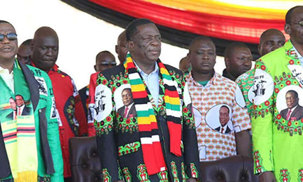 Zimbabué: Candidatos Presidenciais assinam acordo de paz