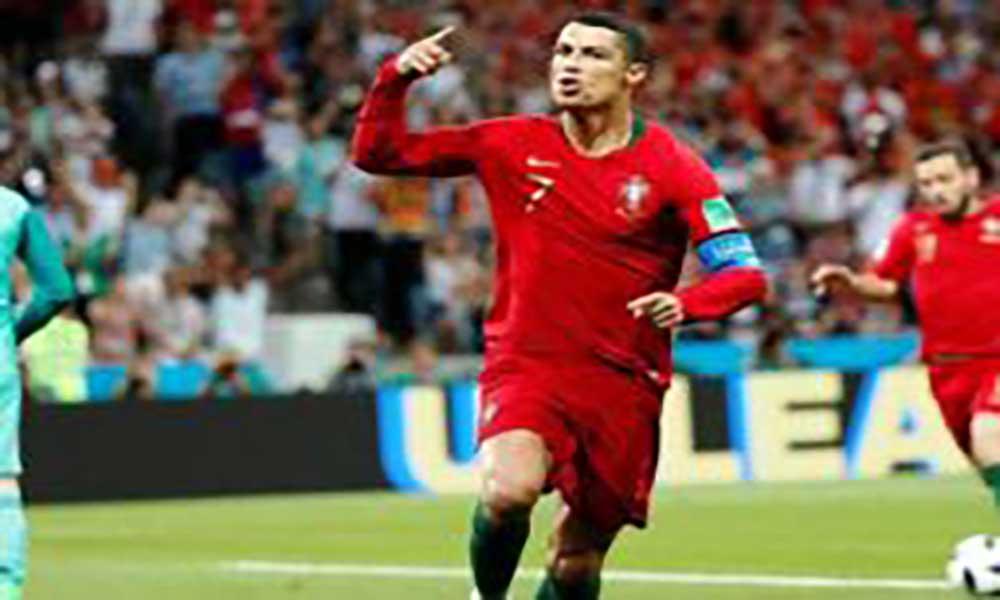 Após show na estreia, Cristiano Ronaldo volta a campo contra o Marrocos