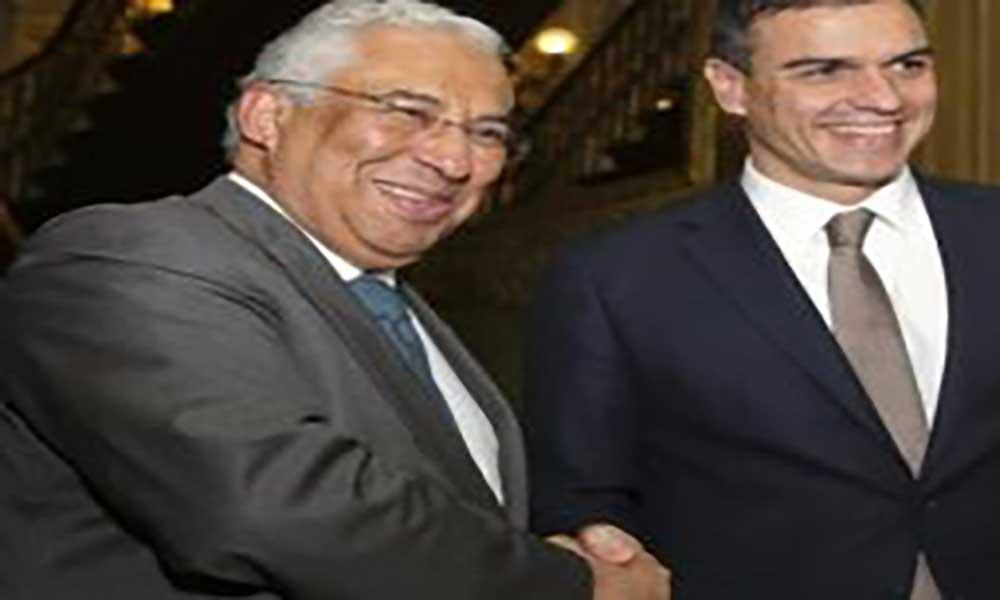 Espanha/Portugal: Pedro Sánchez e António Costa reúnem-se em Lisboa
