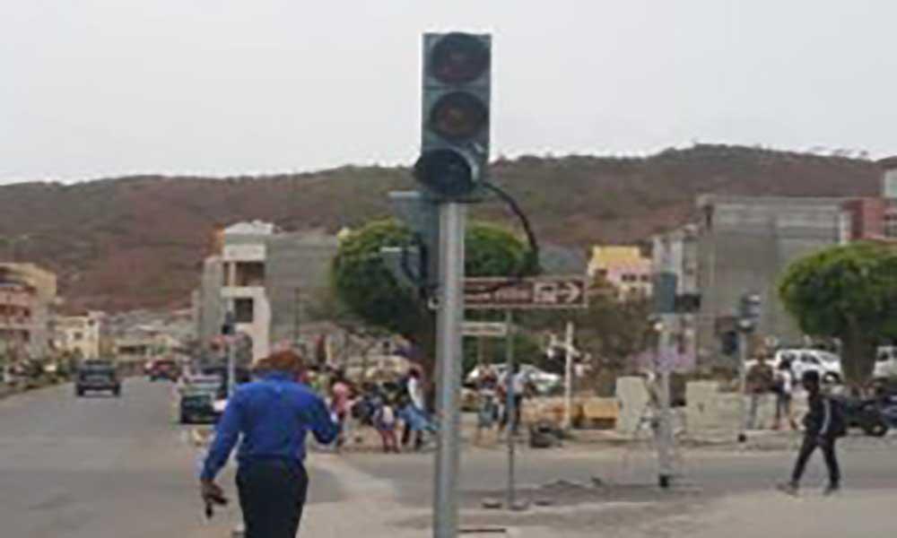 Assomada: Avenida Liberdade ganha sinais luminosos