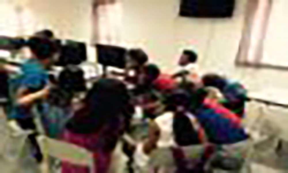 Unicv Kids ocupa férias de crianças do ICCA e Aldeias SOS