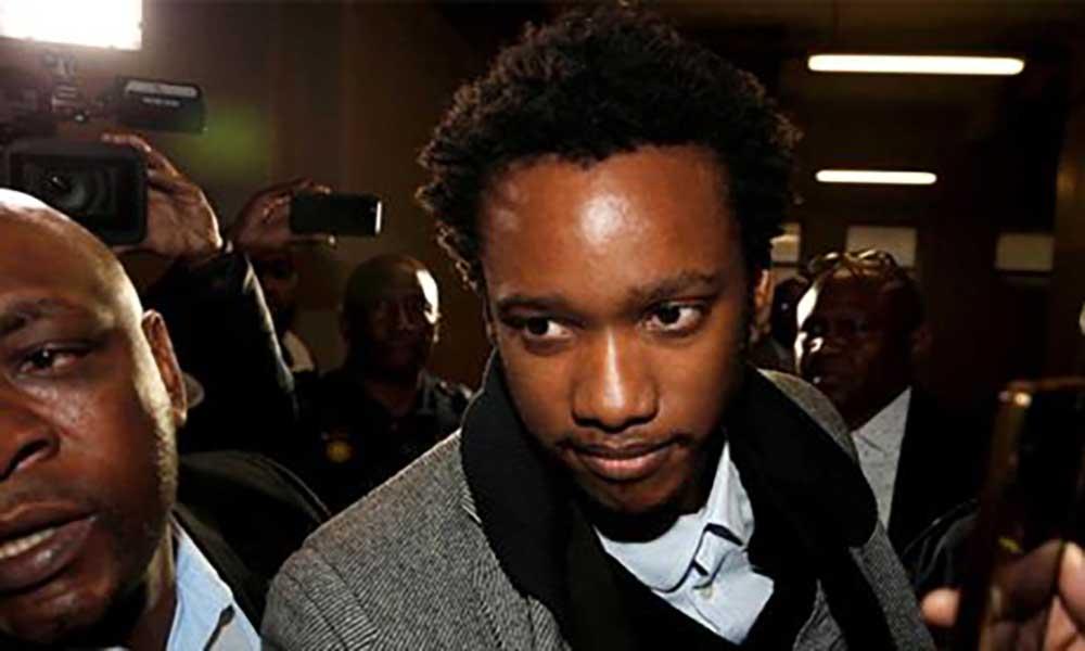 África do Sul: Filho de ex-PR acusado de corrupção