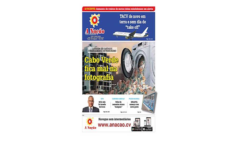 Destaques da edição 567 do Jornal A NAÇÃO