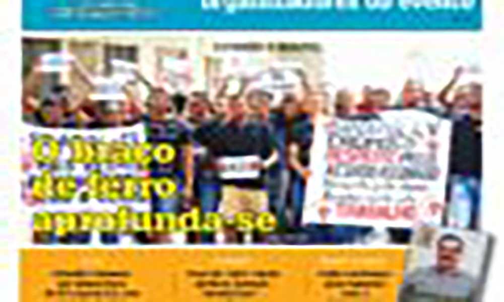 Destaques da edição 568 do Jornal A NAÇÃO