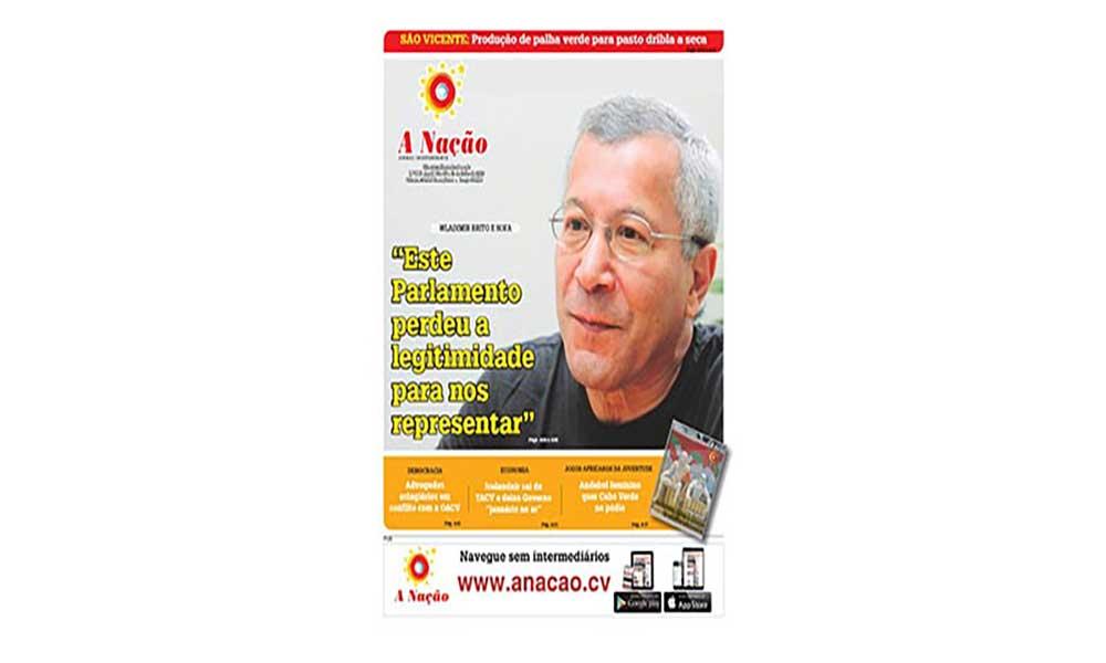 Destaques da edição 566 do Jornal A NAÇÃO