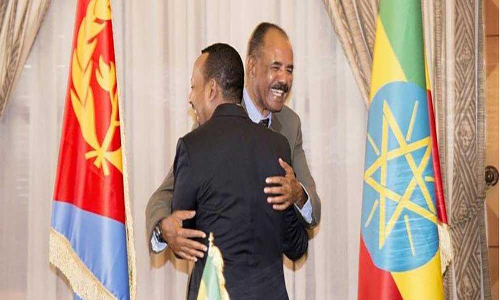 Embaixada da Eritreia na Etiópia reaberta após 20 anos de conflito