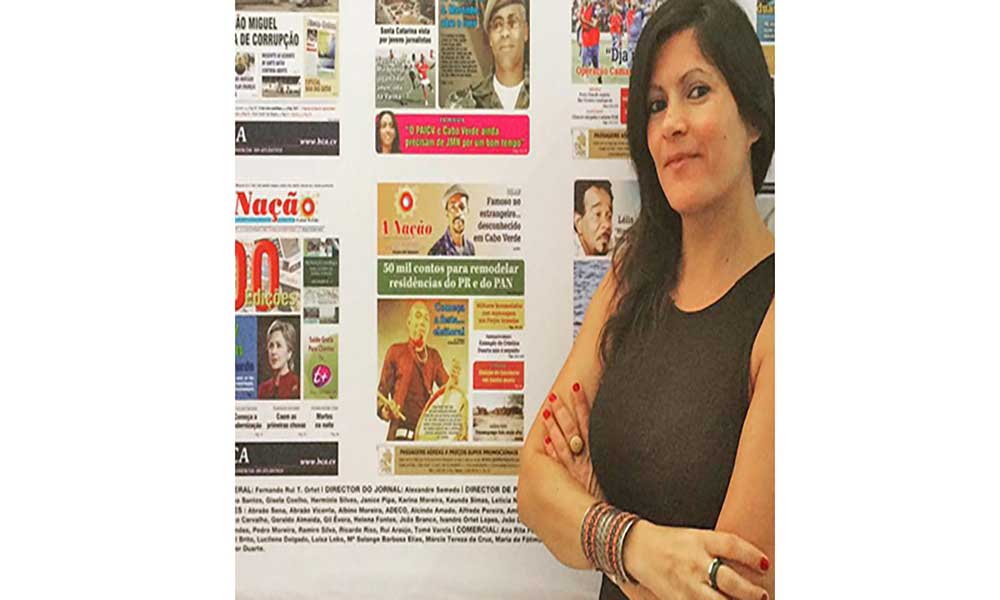 Prémio Nacional de Jornalismo: Gisela Coelho vence Imprensa Escrita
