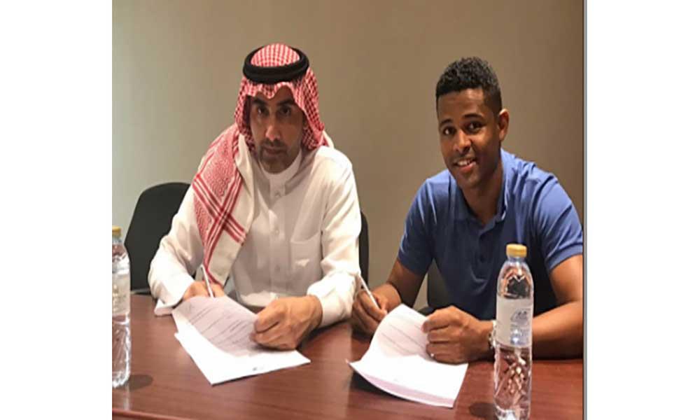 Al Taawon da Arábia Saudita é novo clube de Heldon