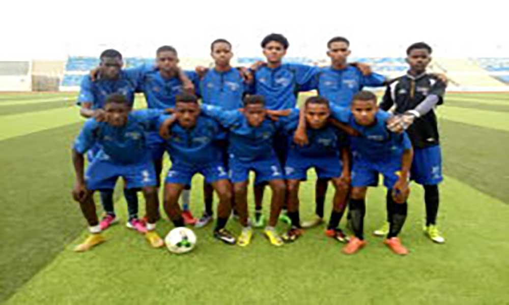 Jogos CPLP/Futebol: Brasil é o primeiro adversário de Cabo Verde
