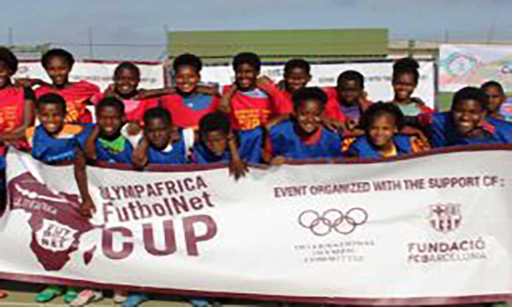 Cabo Verde estreia-se no Campeonato Africano de Futbolnet