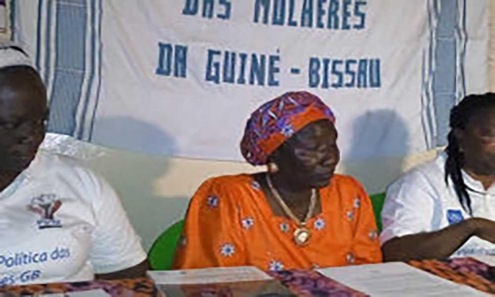 Guiné-Bissau: Mulheres querem 40% de deputadas no próximo Parlamento