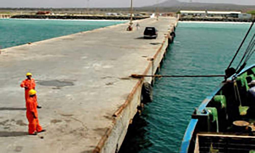 BAD financia 35 milhões de euros para requalificação e ampliação dos portos do Maio e Sal