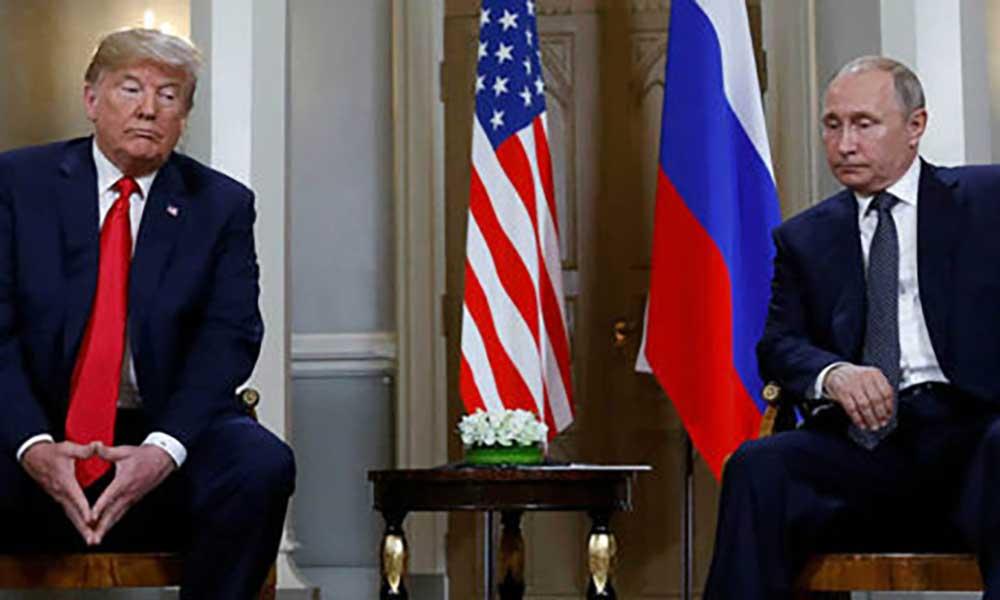 """Terminou com """"sucesso"""" Cimeira entre Putin e Trump"""