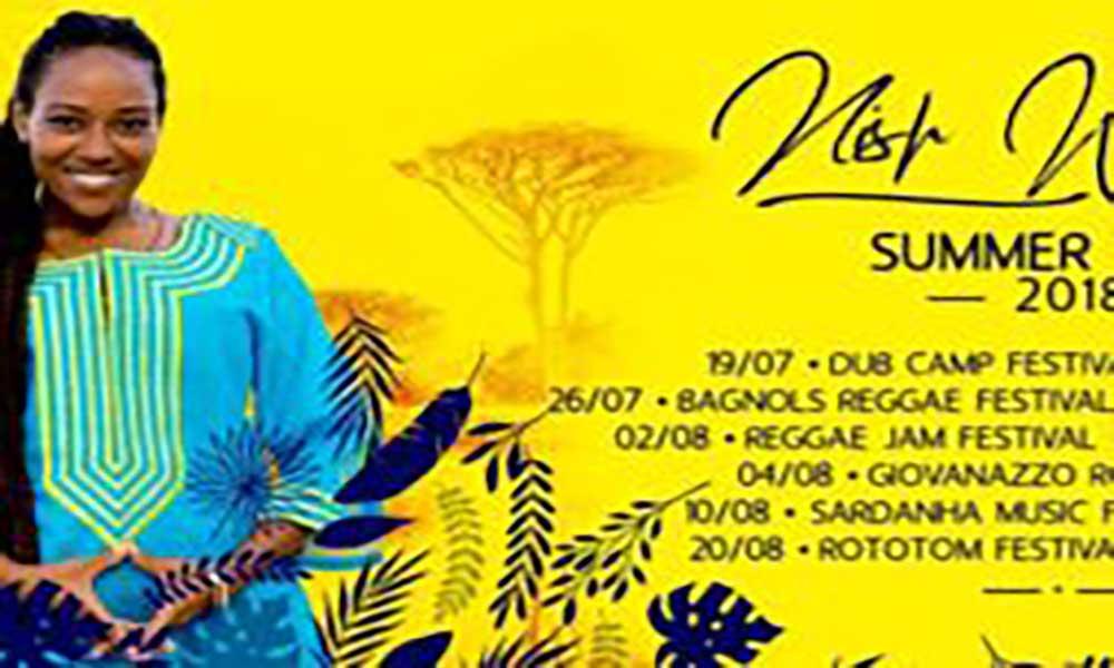 """Festival Dub Camp, em França, marca arranque do Nish Wadada """"Summer Tour 2018"""" na Europa"""