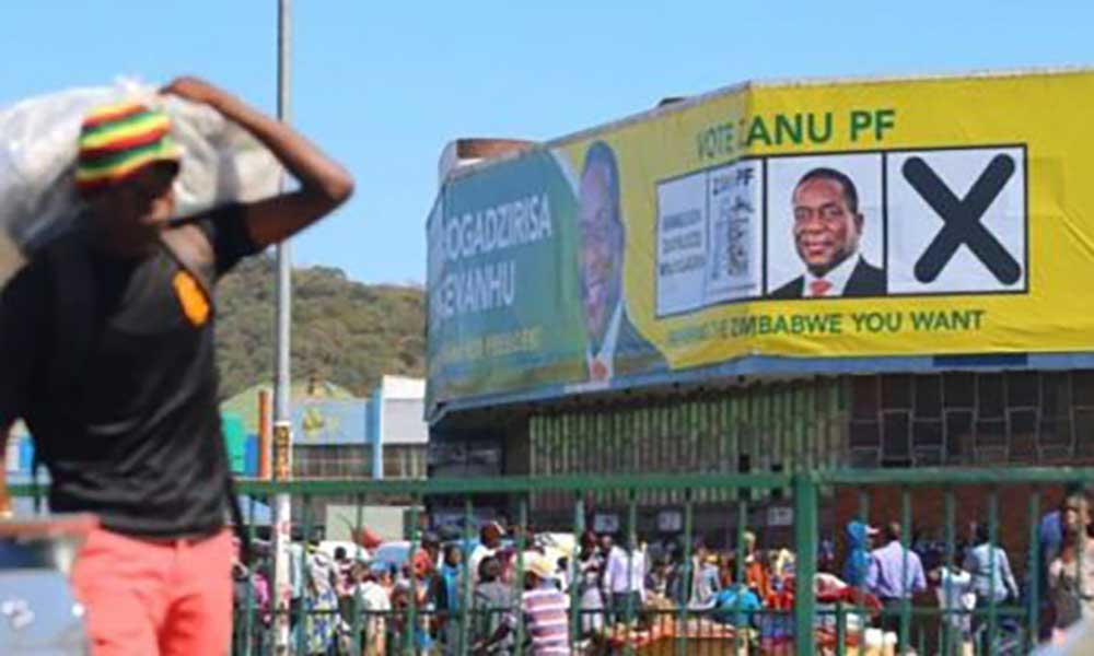Zimbabué: ONU pede que Eleições se realizem num ambiente tranquilo