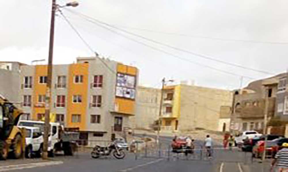 São Vicente: Requalificação da estrada de Baía das Gatas orçada em mais de 255 mil contos