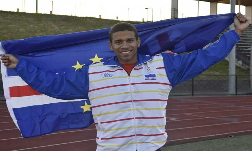Jordin Andrade representa Cabo Verde no Campeonato Ibero-americano de atletismo no Peru