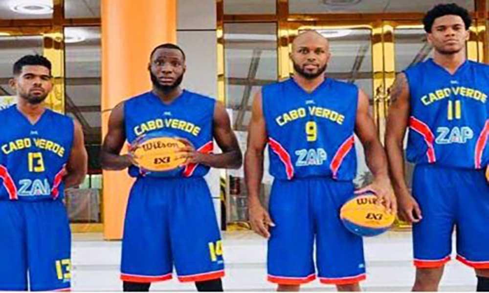"""Basquetebol 3×3: Selecções de Cabo Verde """"dão cartas"""" em Benim nos jogos de qualificação para Accra"""