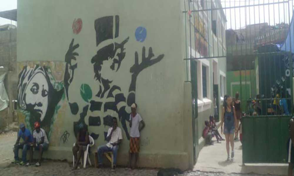 """Associação """"Ser+ Dar+"""" promove acções de sensibilização em saúde e educação na ilha de Santiago"""