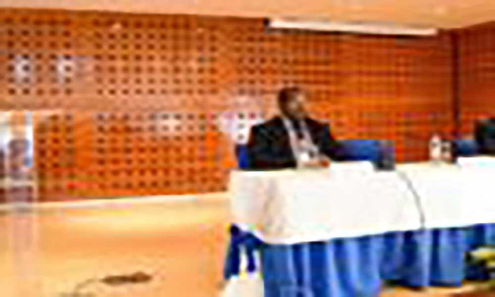 """Olavo Correia sobre BIDC: """"Gostaria que o nosso relacionamento fosse confirmado com a apresentação de projetos financiáveis e posteriormente financiados"""""""